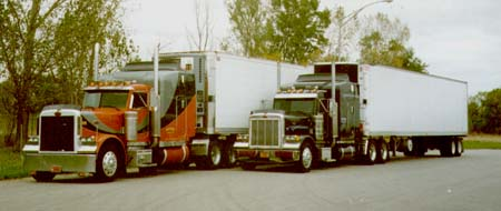 Michaud Trucking Company